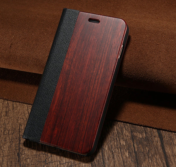Bamboo Wood Leather Case for iPhone. Design Case for iPhone 6/6s, iPhone 6/6s Plus, iPhone 7, iPhone 7 Plus, iPhone 8 and iPhone 8 Plus. Affordable, trendy and cool design for iPhone lovers. Bamboo Wood Leather Case for iPhone suit your cool and professional style. Our Bamboo Wood Leather Case for iPhone comes in different colors.Get your Bamboo Wood Leather Case for iPhone at RCJR Supply.