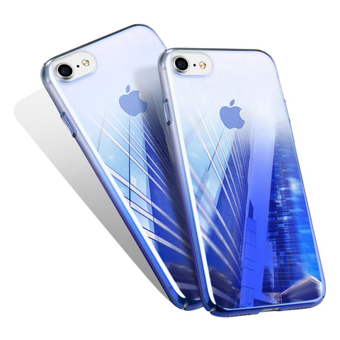 Blu-Ray Gradient Clear Phone Case for iPhone. Design Case for iPhone 6/6s, iPhone 6/6s Plus, iPhone 7, iPhone 7 Plus, iPhone 8 and iPhone 8 Plus. Affordable, trendy and cool design for iPhone lovers. Blu-Ray Gradient Clear Phone Case for iPhone suit your cool and glamorous style. Our MBlu-Ray Gradient Clear Phone Case for iPhone comes in different colors.Get your Blu-Ray Gradient Clear Phone Case for iPhone casing and accessories only at RCJR Supply.