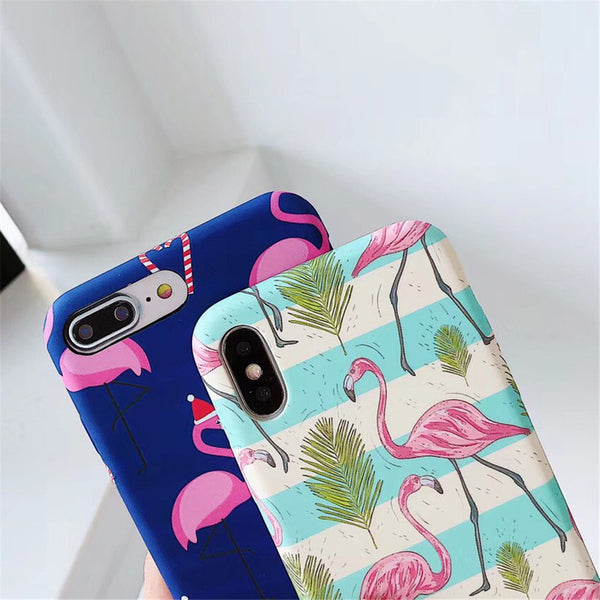 Cartoon Flamingo Case for iPhone. Design Case for iPhone 6/6s, iPhone 6/6s Plus, iPhone 7, iPhone 7 Plus, iPhone 8, iPhone 8 Plus & iPhone X. Affordable, trendy and unique Phone Case for iPhone & flamingo lovers. Cartoon Flamingo Case for iPhone suits cool and trendy style. Get your Cartoon Flamingo Case for iPhonee at RCJR Supply.