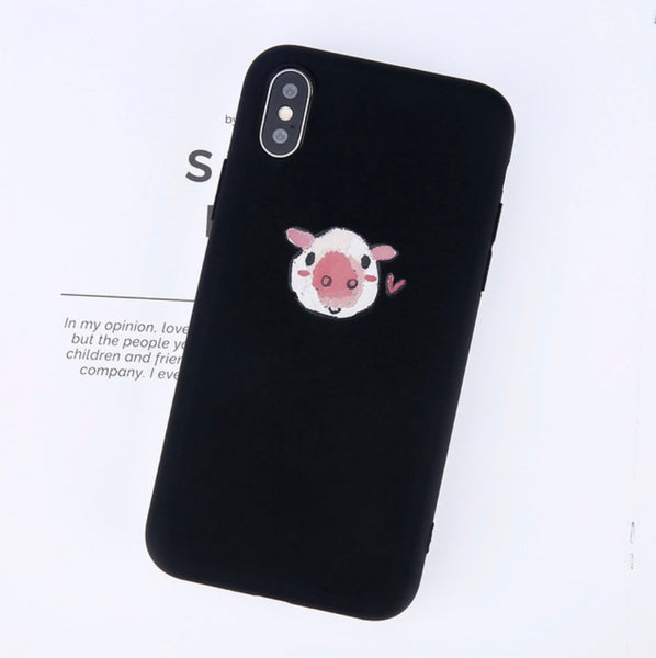 Cartoon Piggy Case for iPhone. Design Case for iPhone 6/6s, iPhone 6/6s Plus, iPhone 7, iPhone 7 Plus, iPhone 8, iPhone 8 Plus & iPhone X. Affordable, trendy and unique Cartoon Piggy Case for iPhone lovers. Cartoon Piggy Case for iPhone suit cool and trendy style.Get your Cartoon Piggy Case for iPhone at RCJR Supply.