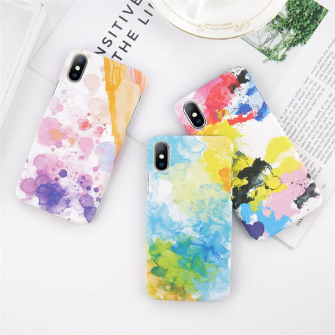 Graffiti Paint Drop Pattern Case for iPhone. Design Case for iPhone 6/6s, iPhone 6/6s Plus, iPhone 7, iPhone 7 Plus, iPhone 8, iPhone 8 Plus & iPhone X. Affordable, trendy and unique Phone Case for iPhone & art lovers. Graffiti Paint Drop Pattern Case for iPhone suits cool and trendy style. Get the Graffiti Paint Drop Pattern Case for iPhone at RCJR Supply.