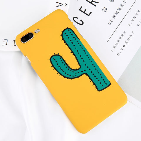Green Cartoon Cactus Case for iPhone. Designed for iPhone 6/6s, iPhone 6/6s Plus, iPhone 7, iPhone 7 Plus, iPhone 8/8 Plus only. Affordable and trendy iPhone case with Green Cartoon Cactus Case for iPhone lovers. Green Cartoon Cactus Case for iPhone suit your cool and trendy style. Get your Green Cartoon Cactus Case for iPhone at RCJR Supply.
