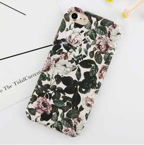 Luxury Floral Case for iPhone. Design Case for iPhone 6/6s, iPhone 6/6splus, iPhone 7, iPhone 7plus, iPhone 8 and iPhone 8plus. Affordable, trendy and classy floral design for iPhone lovers.If you love floral design casing, a luxury flower design is surely a choice. Luxury Floral Case for iPhone is perfect gift for a loveones and friends. Get your iphone casing and accessories only at RCJR Supply.