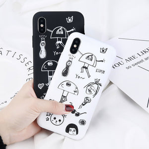 Scribble Design Case for iPhone. Design Case for iPhone 6/6s, iPhone 6/6s Plus, iPhone 7, iPhone 7 Plus, iPhone 8, iPhone 8 Plus & iPhone X. Affordable, trendy and unique Scribble Design Case for iPhone lovers. Scribble Design Case for iPhone suit cool and trendy style.Get your Scribble Design Case for iPhone at RCJR Supply.
