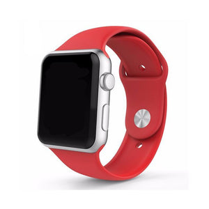 Looking for cheaper Silicone Band for your Apple Watch? You can now replace your old Apple Watch band/, iWatch strap and iwatch band today and choose from variety of colours to suit your mood. Affordable and high quality Silicone Band/strap for Apple Watch. Buckle made of metal. Choose from different colour tones to match your daily outfit.