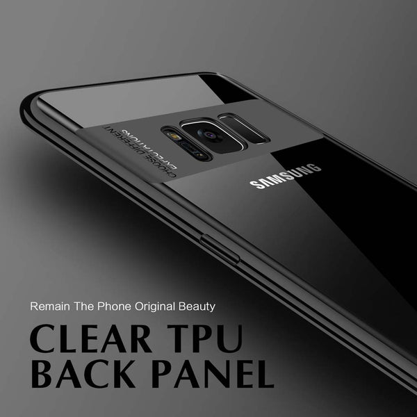 Slim Clear Case for Samsung S8 Seriess. Affordable, trendy and fashionable Slim Clear Case for Samsung S8 Series lovers.This slim clear case design case Samsung S8 Series case is surely a choice for a trendsetter like you. Slim Clear Case for Samsung S8 Series is perfect gift for friends and loveones with Samsung phone. Get your Slim Clear Case for Samsung S8 Series case and accessories only at RCJR Supply.