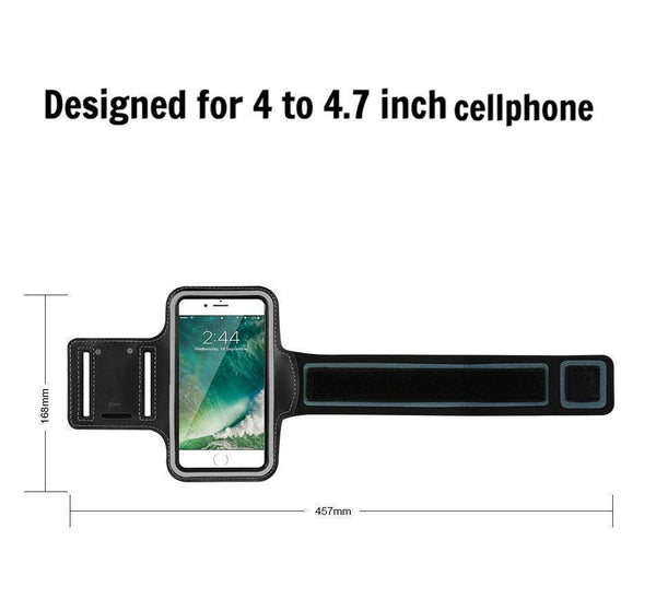 Get an affordable Sports Arm Band Case for iPhone and mobile device under 4.7 inches. We provide different trendy and cool sport arm band case for your mobile phones. Sports Arm Band Case is designed for devices under 4.7 inches like iPhone 8,7, 6s, 6. This sport arm band is good for gym buddies like you.