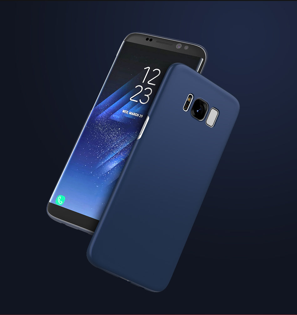 Ultra Slim Touch Based Case for Samsung S8 Series