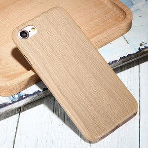 Wooden Craft Style Case for iPhone