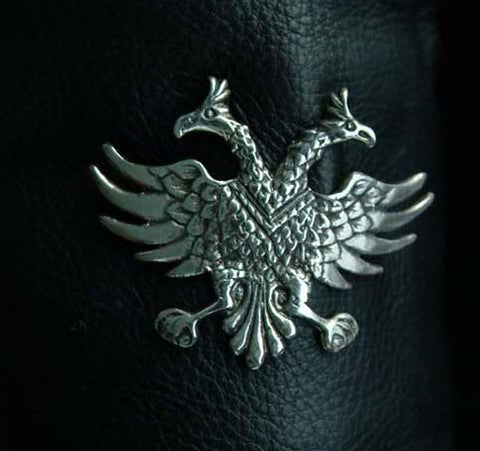 Double-Headed Eagle Wristband