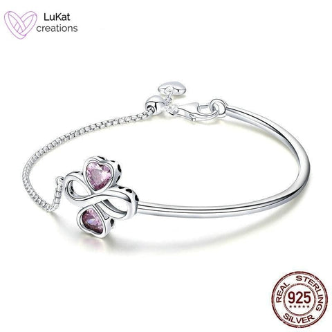 LuKat Infinite Love Bracelet
