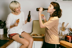 Asian flush, hangover, drinking Photo by Ketut Subiyanto from Pexels