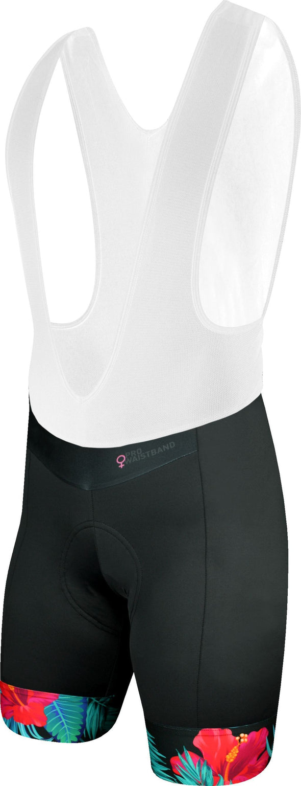 Women's Tropical Bibshorts