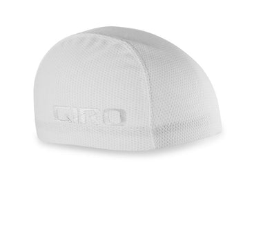 Giro SPF30 Ultralight Skull Cap - White