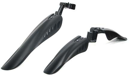 MUDGUARD SET XC BLACK