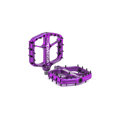 Chromag Dagger Pedals Purple