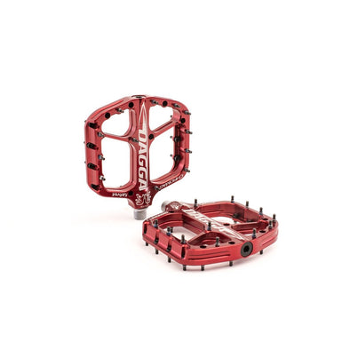 Chromag Dagger Pedals Red