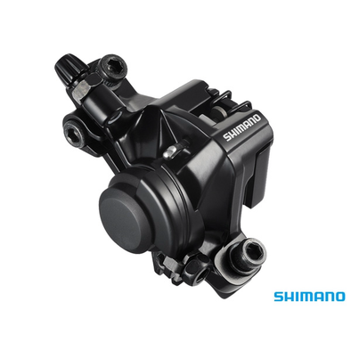 Shimano BR-M375 Disc Brake Caliper without Rotor without Adapter Black