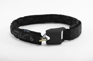 Hiplok Lite All Black 6mm Chain Wearable
