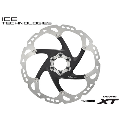 Shimano SM-RT86 Disc Rotor XT Ice-Tech 6-Bolt