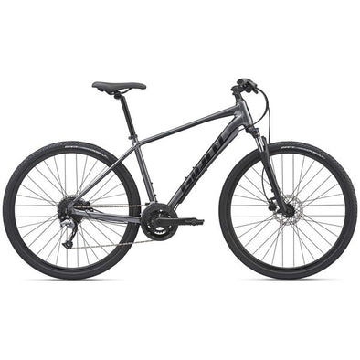 Giant Roam 2 Disc Charcoal/Black 2020
