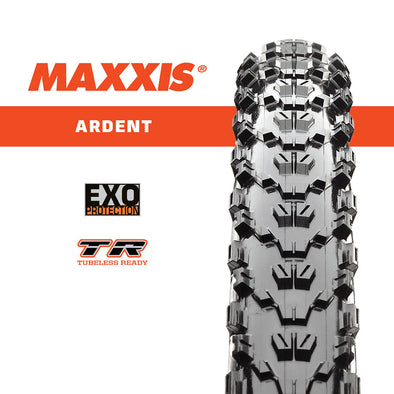 Maxxis 27.5 X 2.40 Ardent Exo/TR 60Tpi Foldable