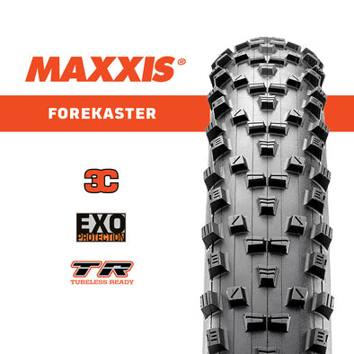 Maxxis 27.5 X 2.35 Forekaster Exo/Tr 120Tpi Foldable