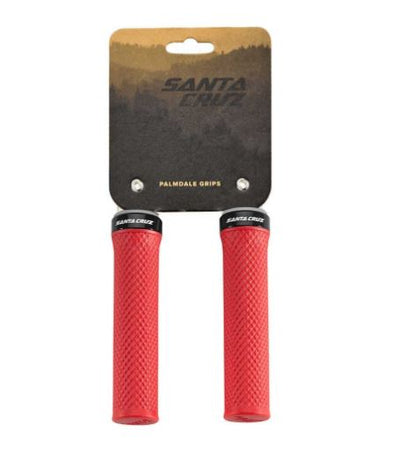 Santa Cruz Palmdale Grip Red