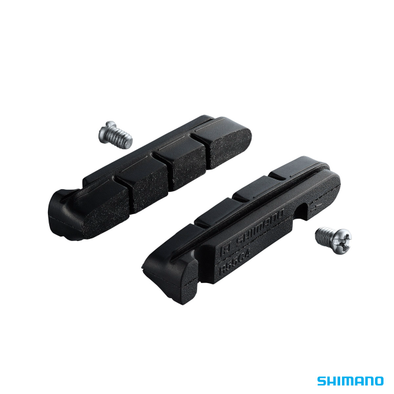 Shimano BR-R9100 Brake Pad Inserts R55C4 For Alloy Rims 1 Pair