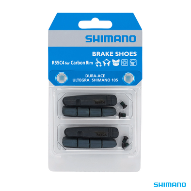 Shimano BR-9110 BR-R9100 Brake Pad Inserts R55C4 For Carbon Rim 2 Pair