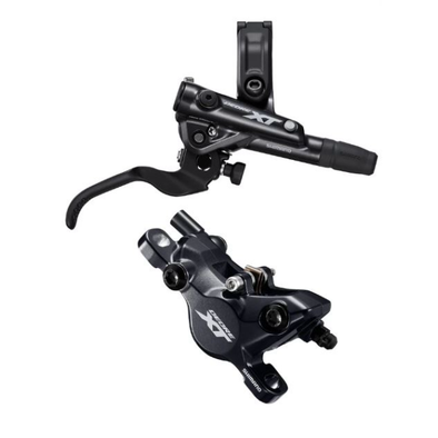 Shimano BR-M8100 Front Disc Brake XT 2-Piston
