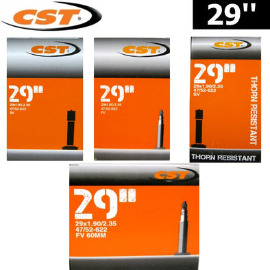 CST Tube 29 X 1.9 / 2.35 Sv (700X47-52) 48Mm Long Valve