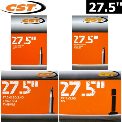 CST Tube 27.5 X 1.90 / 2.125 (650B) Fv 48Mm Long Valve