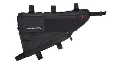 Blackburn Outpost Frame Bag - Open