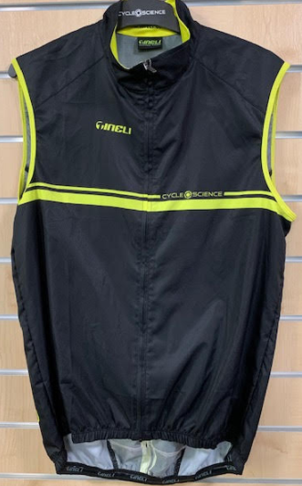 CS Vest Summer Black/Yellow