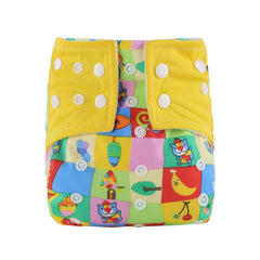 Printed Reusable Nappy Diaper