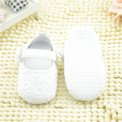 Embroidered Soft Sole Shoes