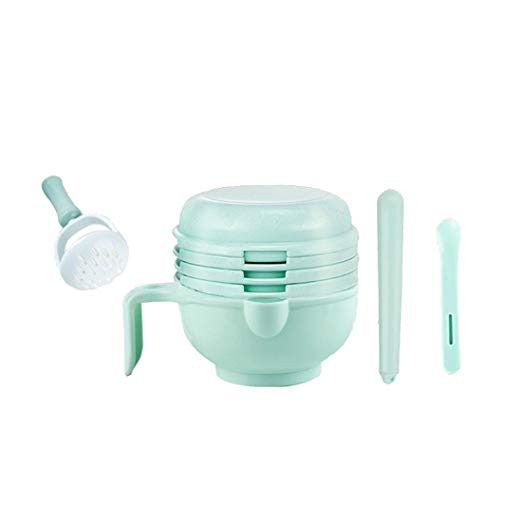 Baby Food Supplement Grinder Kit
