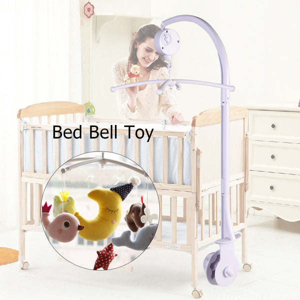 Baby Crib Mobile Music Box