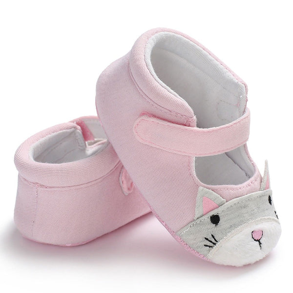 Soft Sole Crib Shoes