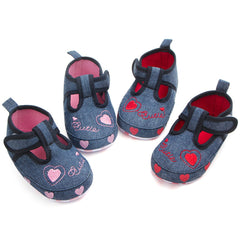 Heart Print Anti-Slip Shoes