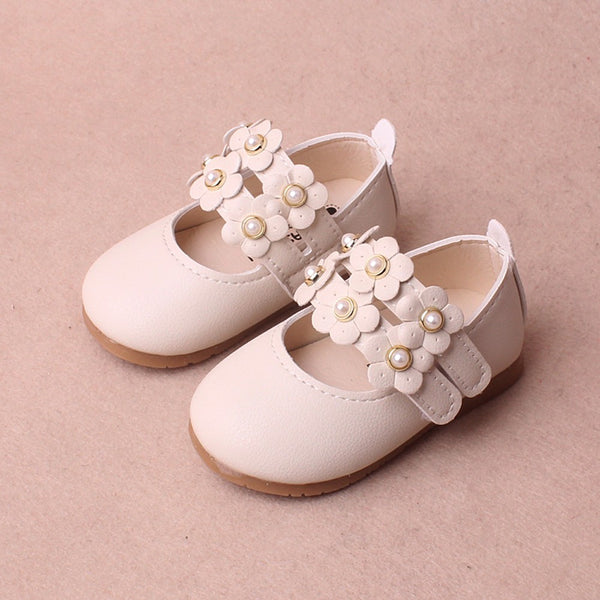 Baby Girl Floral Sandals