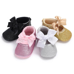 Soft Sole Glitter Shoes