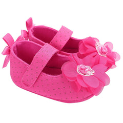 Flower Soft Sole Shoes