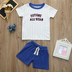 Sports Style Outfit Set