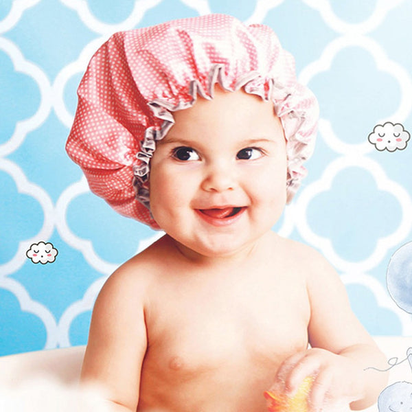 Waterproof Baby Shower Cap