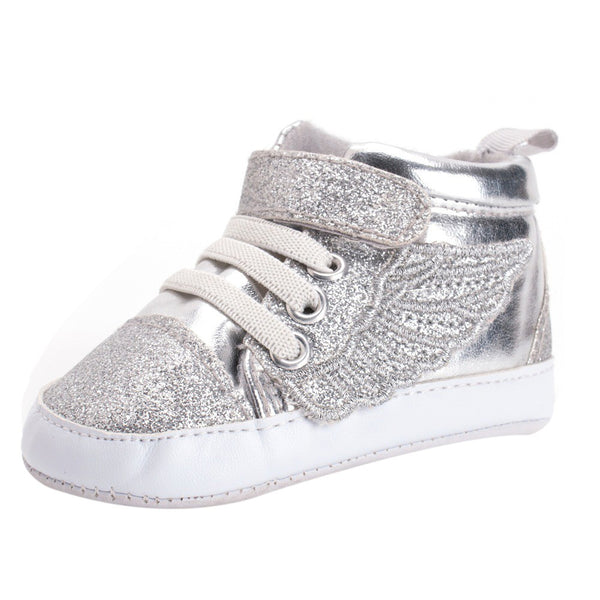 Bling Wing Baby Sneakers