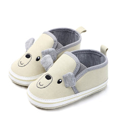 Cartoon Soft Sole Shoes