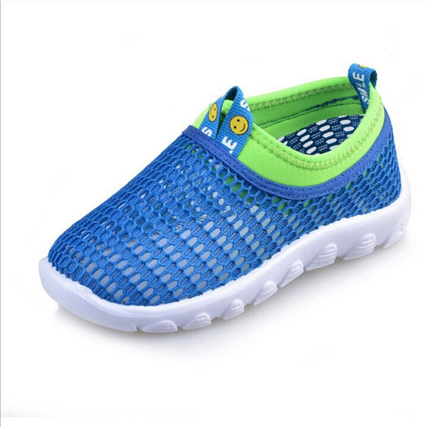 Mesh Candy Color Sneakers