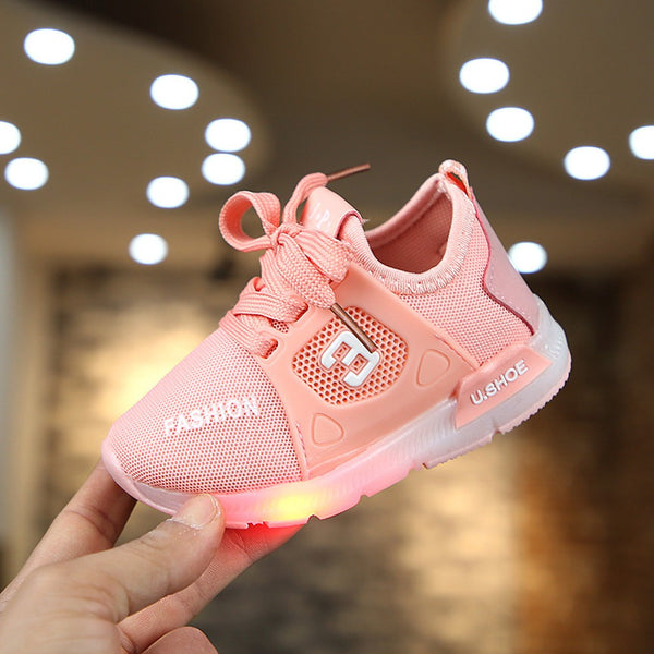 Luminous Sports Sneakers